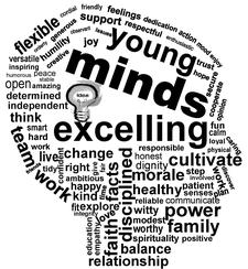 Young Minds Excelling logo