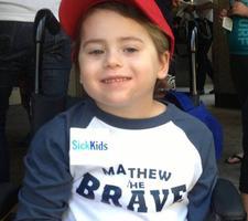 Matthew the Brave Benefit Show