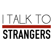 I TALK TO STRANGERS Foundation, Inc. logo