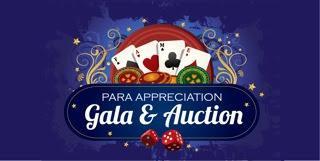 2017 Para Appreciation Gala & Auction