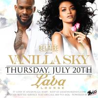 "THURS 7.20 - BELAIRE ALL WHITE PARTY ""VANILLA SKY"" @..."