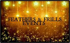 Feathers & Frills Events logo