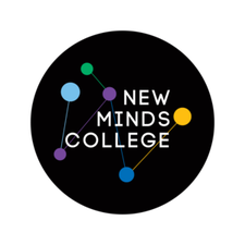 New Minds College logo