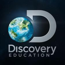 Discovery Education UK logo