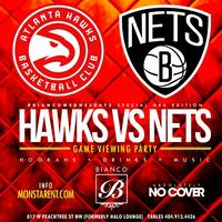 THIS WEDNESDAY #WINNERCIRCLE PRESENTS NETS VS HAWKS...