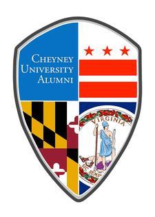 DMV Alumni Chapter of Cheyney University logo