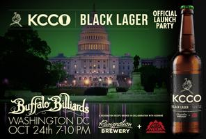 theCHIVE's Official KCCO Black Lager Launch Party - DC
