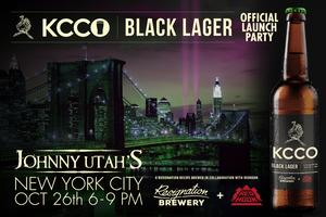 theCHIVE's Official KCCO Black Lager Launch Party - NYC