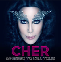 CHER TICKET ROSEMONT IL FLOOR 2 ROW 13!! FRONT AND...