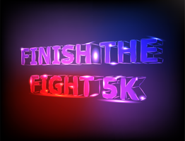 Finish the Fight 5k | Glow for a Goal
