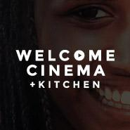 Welcome Cinema + Kitchen logo