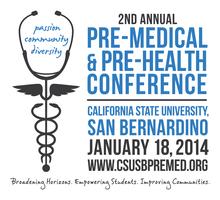Speakers: 2nd Annual Pre-Medical & Pre-Health...