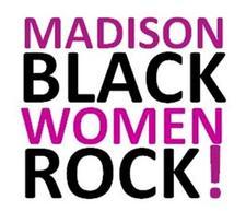 Madison Black Women Rock logo