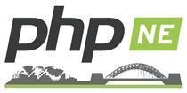 PHP North-East logo