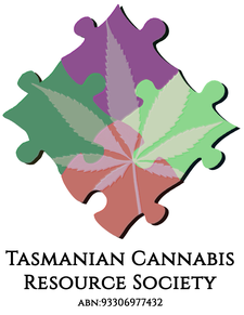 Tasmanian Cannabis Resources Society logo