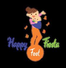 Happy Feet Fiesta logo