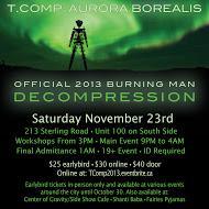 T.Comp: Aurora Borealis