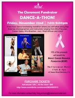Claremont Fundraiser Dance-A-Thon