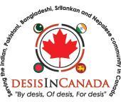 Desis in Canada logo