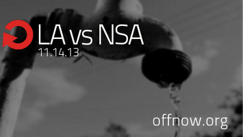 LA vs NSA: How to Push Back Against Warrantless Spying
