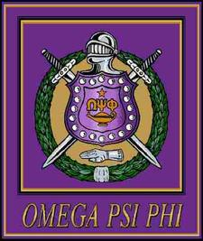 Outstanding Omicron Mu Mu Chapter of Omega Psi Phi Fraternity, Inc. logo