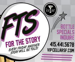 FTS   For The Story @ The Cellar