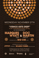 DEEP-LA presents > THANKSGIVING EVE CELEBRATION!...