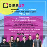 Rise Up Concert and Festival