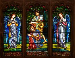 Caroline Swash: Southwark Cathedral's Stained Glass...
