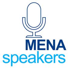MENA Speakers logo