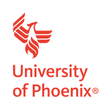 University of Phoenix Central Valley Academic Affairs logo