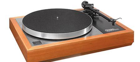 40 years of the Sondek LP12