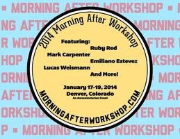 Morning After Workshop: Ruby Red, Luke Weismann,...