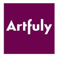 Artfuly.com's contemporary pop up art show