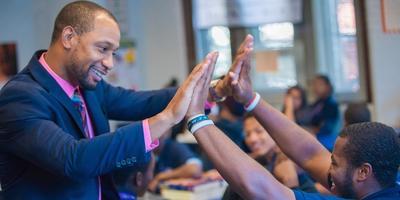 PURPOSE: Annual Career Fair for Black Male Educators