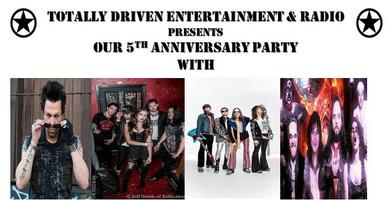 Totally Driven Ent 5th Anniversary w/ Tragedy, Rachel...