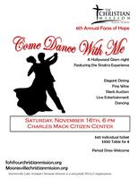 Come Dance with Me!  Faces of Hope 2013