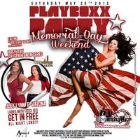 5/26/12 Playboxx Saturdays @ Amnesia NYC - Open Bar 10pm -...