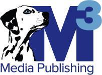 M3 Media Publishing logo