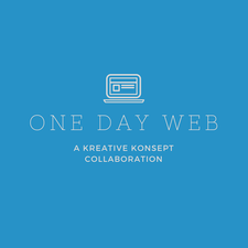 1 Day Web logo