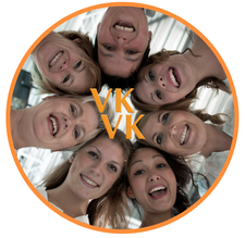 Vrouwen Kiezen voor Kansen  logo