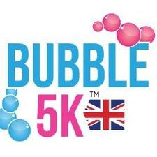Bubble 5k logo