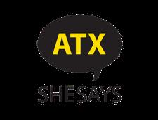 SheSays ATX logo