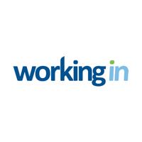 Working In logo