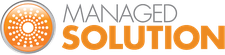 Managed Solution logo