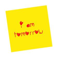 I Am Tomorrow logo