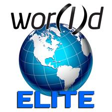 Wor(l)d Elite Corp logo