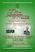 Psi Phi Chapter presents 5th Annual Christmas Party Featuring...