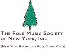 Folk Music Society of NY, Inc. logo