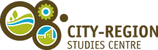 City-Region Studies Centre, University of Alberta logo